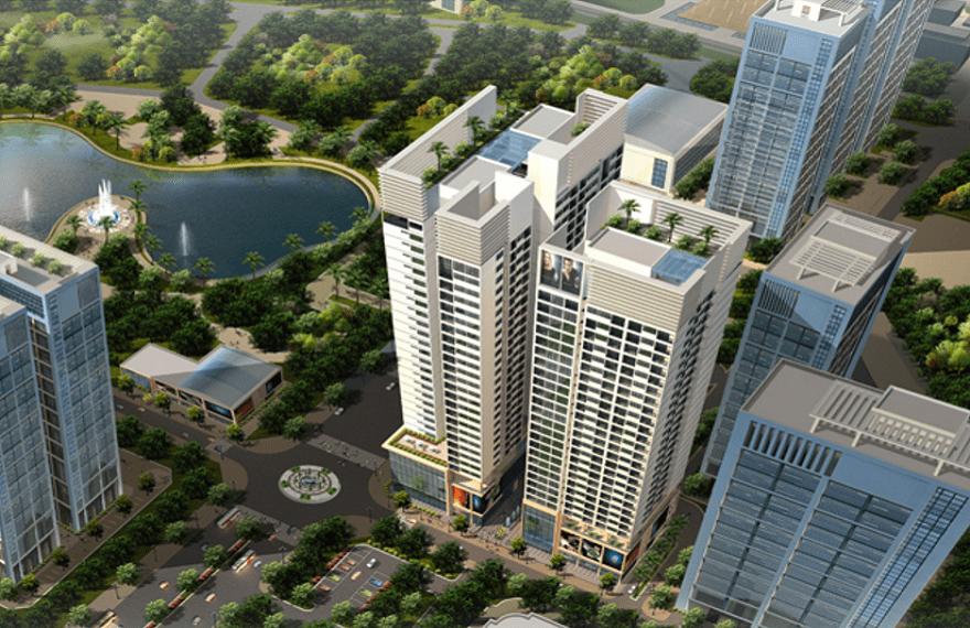 Chung cư Horizon Tower Ngoại Giao Đoàn - N03-T3&T4