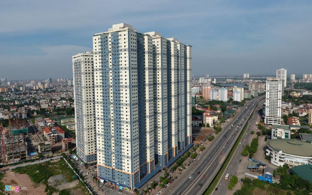 79 công trình nhà chung cư vi phạm quy định về PCCC