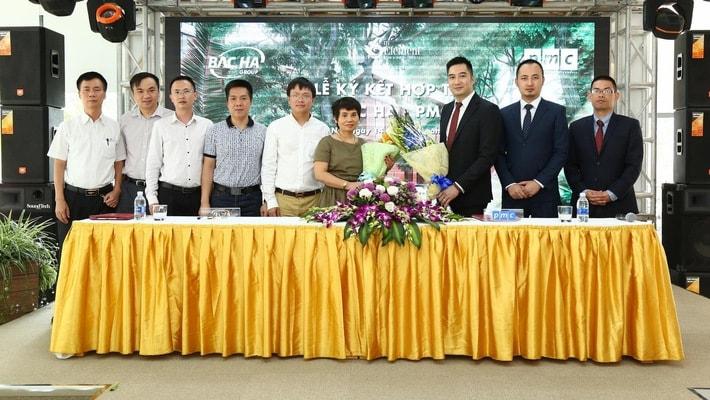 PMC về việc cung cấp dịch vụ quản lý tại dự án 6th Element