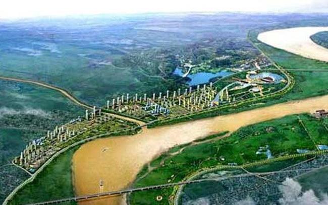 Sắp xây cầu 4.900 tỉ nối Hà Nội với Hưng Yên qua Sông Hồng