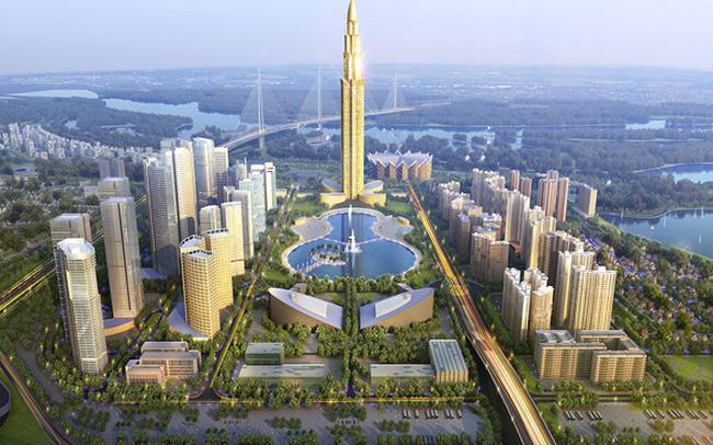 đô thị thông minh hơn 4 tỷ USD Nhật Tân – Nội Bài-1