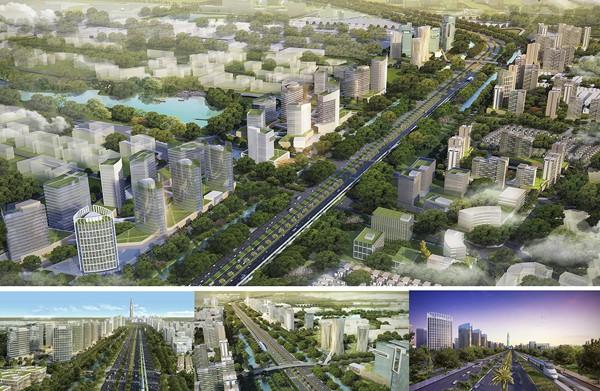 đô thị thông minh hơn 4 tỷ USD Nhật Tân – Nội Bài-11