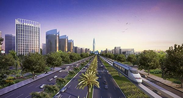 đô thị thông minh hơn 4 tỷ USD Nhật Tân – Nội Bài-12
