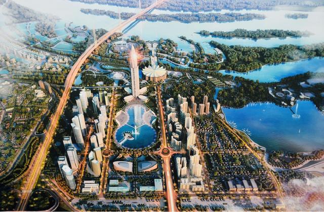 đô thị thông minh hơn 4 tỷ USD Nhật Tân – Nội Bài-13