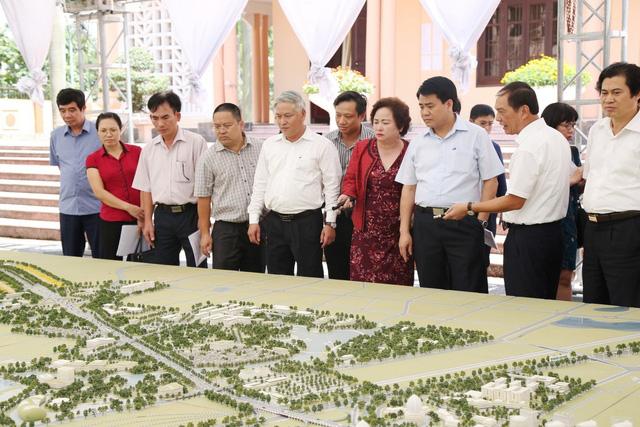 đô thị thông minh hơn 4 tỷ USD Nhật Tân – Nội Bài-3