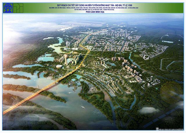 đô thị thông minh hơn 4 tỷ USD Nhật Tân – Nội Bài-4