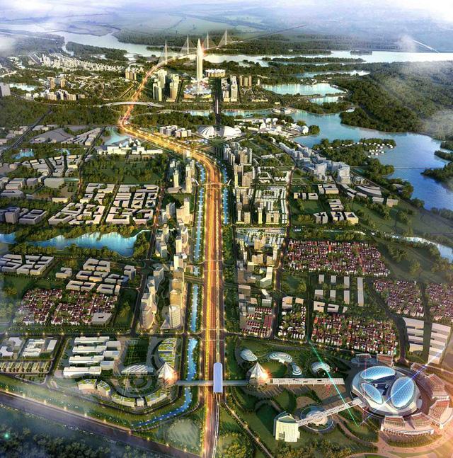 đô thị thông minh hơn 4 tỷ USD Nhật Tân – Nội Bài-7