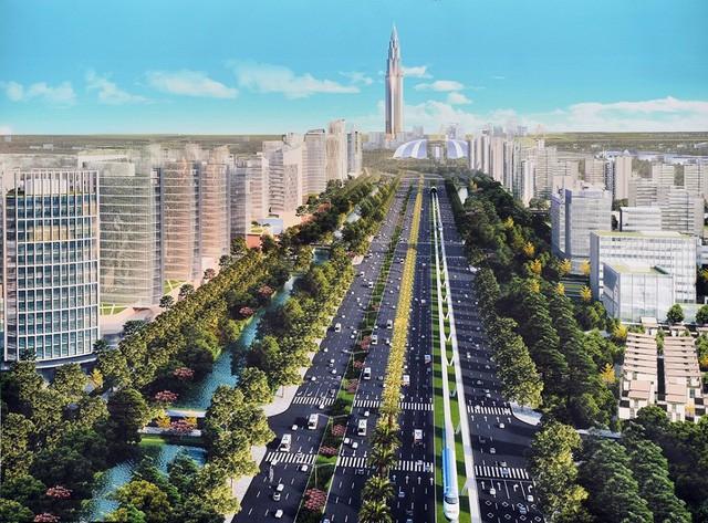 đô thị thông minh hơn 4 tỷ USD Nhật Tân - Nội Bài-9