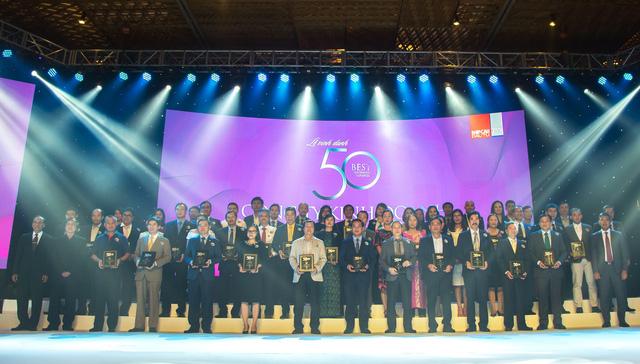 Tập đoàn Đất Xanh dẫn đầu top công ty BĐS-3
