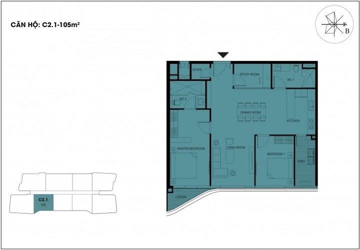 căn hộ 105m2 dự án n01 t6 t7 ngoại giao đoàn