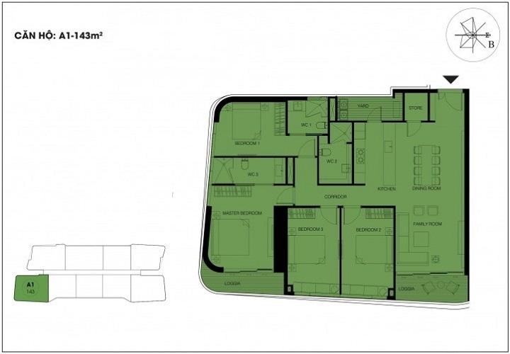 căn hộ 143m2 dự án n01 t6 t7 ngoại giao đoàn