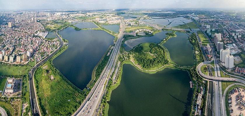 Hà Nội phê duyệt khu đô thị ven hồ Yên Sở quy mô gần 200ha
