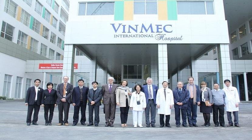 bệnh viện vinmec ở vincity gia lâm