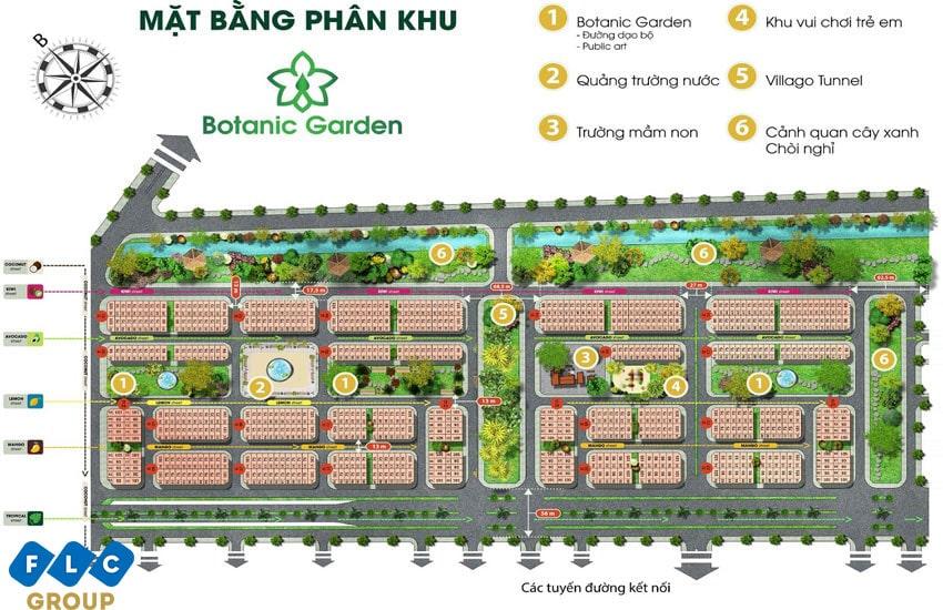 phân khu botanic garden flc hà khánh quảng ninh