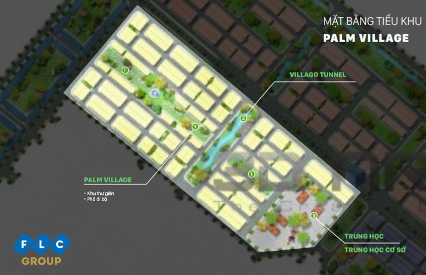 phân khu palm village flc hà khánh quảng ninh